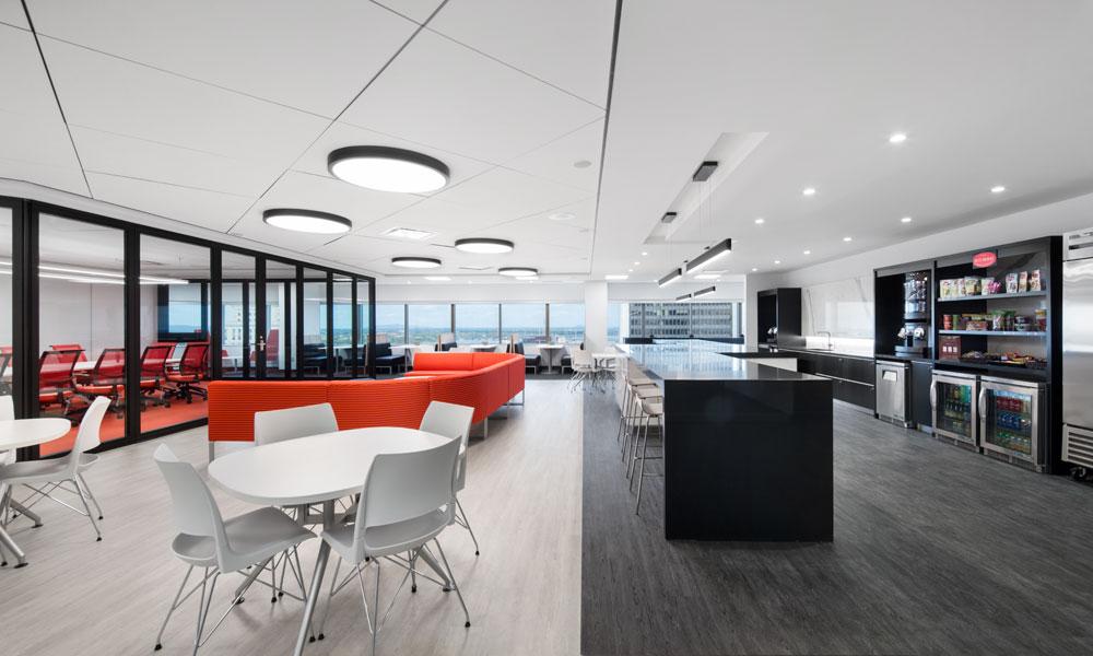 BNC 18e et 19e étage - 2017